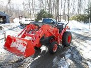 For Sale in Brattleboro - 2006 Kubota L3400