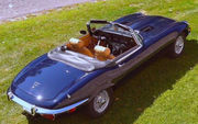 1973 Jaguar E-Type Series 3 Roadster
